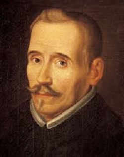 Retrato del escritor Lope de Vega